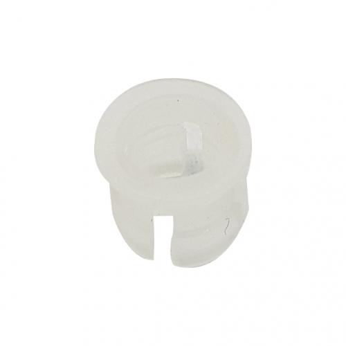 5mm Bezel White Plastic