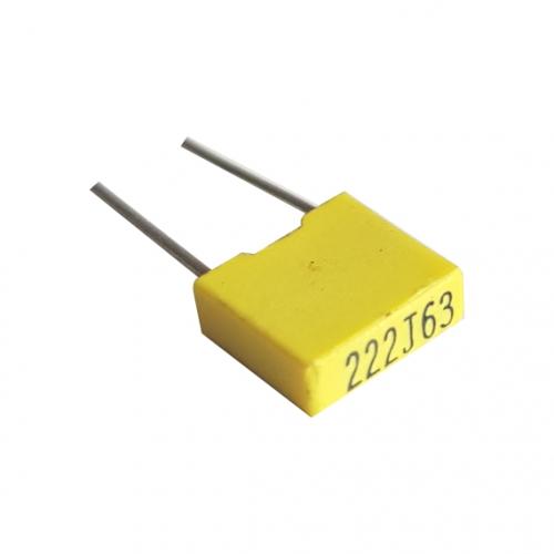 2.7nF Metal Film Capacitor