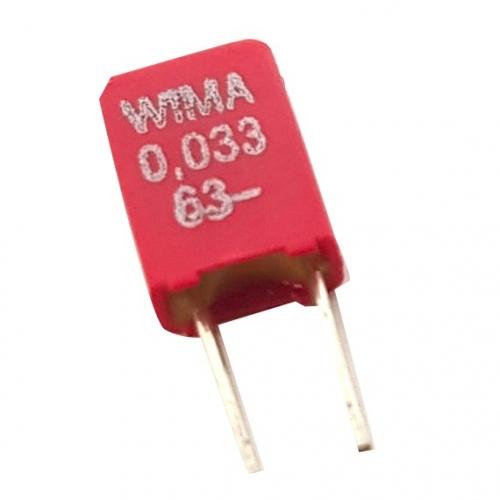 33nF WIMA MKS02