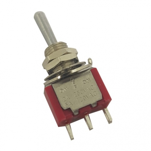 SPDT ON-OFF-ON Toggle Switch