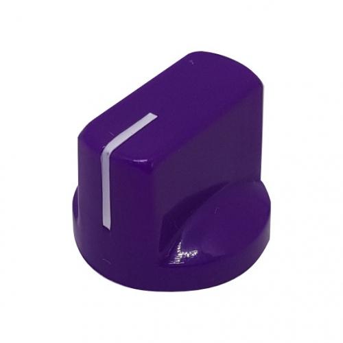 Pointer Knob 19mm Purple
