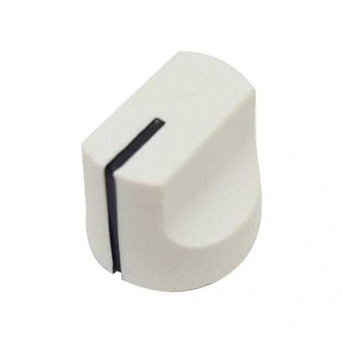 Pointer Knob 16mm White