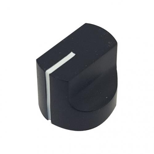 Pointer Knob 16mm Black