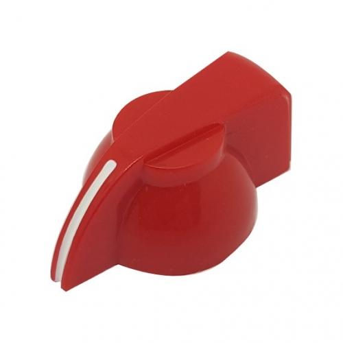 Chickenhead Knob Red