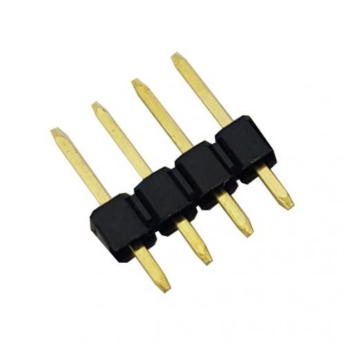 4 Pin Header Single Row