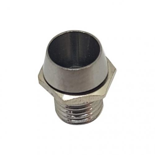 3mm Bezel Metal Chrome