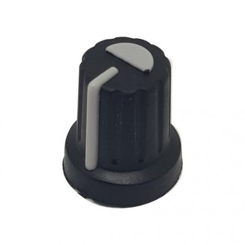 Plastic Knob with Grey Pointer