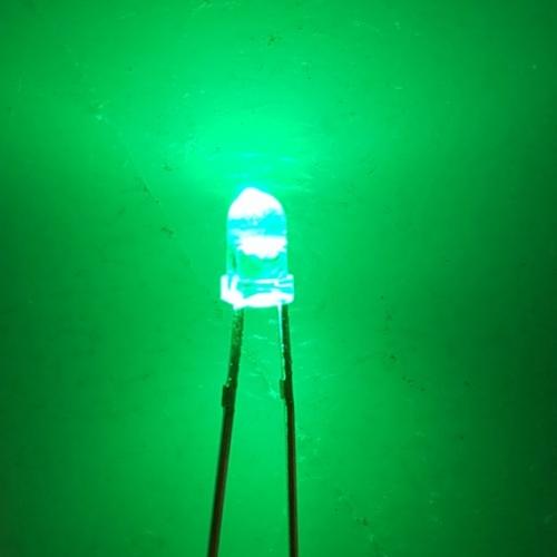LED Green Clear Ultra...