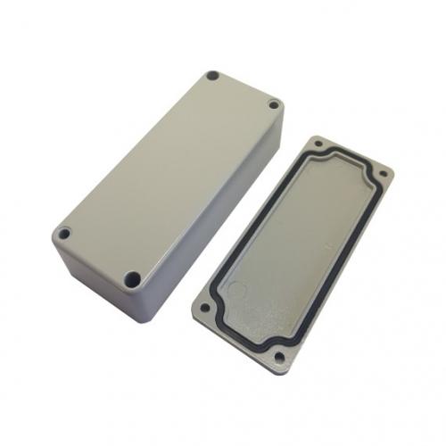Mini Grey Aluminium