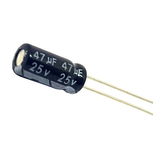 Ecap 2.2uF/50V