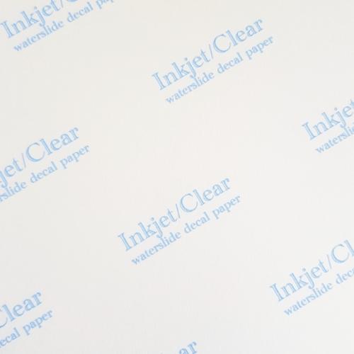 Decal for Inkjet Printer,...