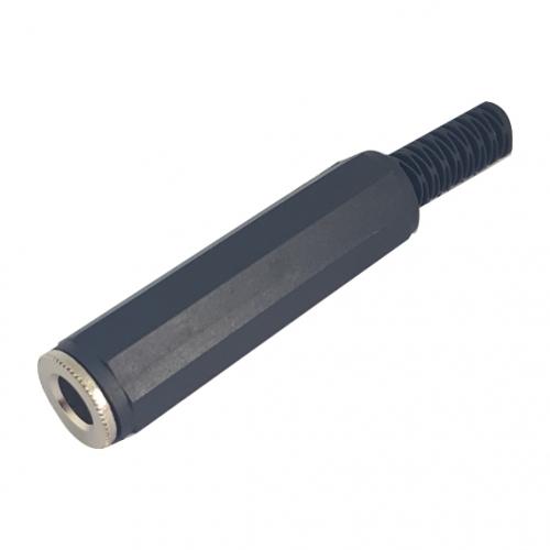 Stereo Plug Female 6.3mm