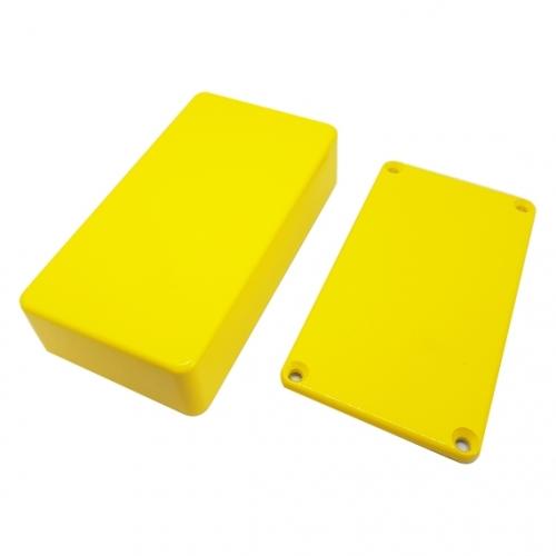 B Enclosure Alu Yellow