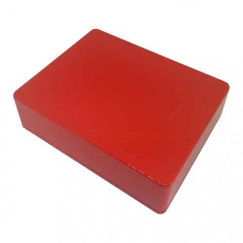 BB Enclosure Aluminium Red