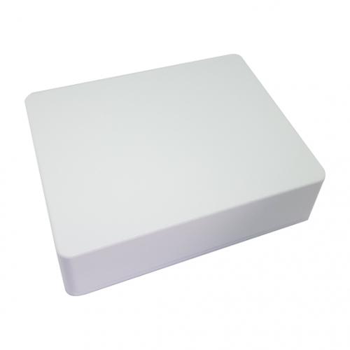 BB Aluminium White